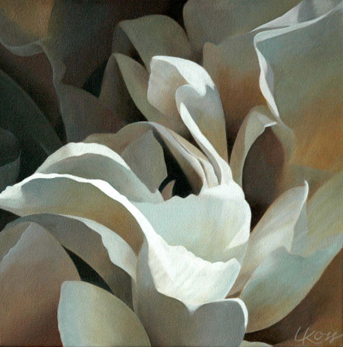Carnation 11, 12x12 (Sold)