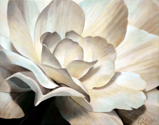 Begonia 4, 16x20 (Sold)